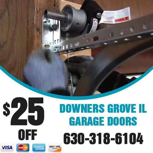 Downers Grove IL Garage Doors Coupon