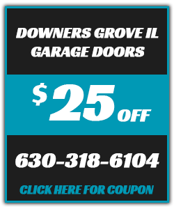 Downers Grove IL Garage Doors Offer